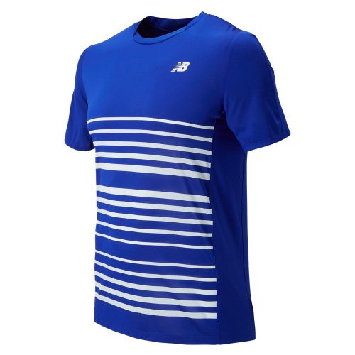 New Balance Tournament Crew: New Balance Men's Tennis Apparel Fall 2016