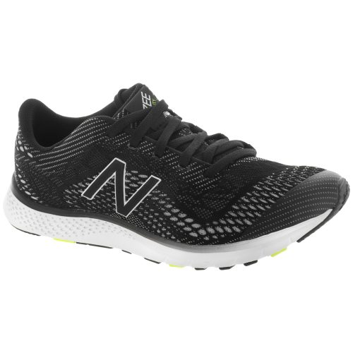 New Balance Vazee AGLv2: New Balance Women's Training Shoes Black/Lime