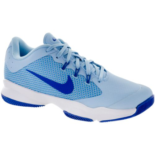 Nike Air Zoom Ultra: Nike Women's Tennis Shoes Ice Blue/Comet Blue