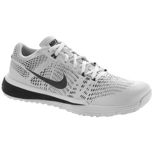 Nike Lunar Caldra: Nike Men's Training Shoes White/Wolf Grey