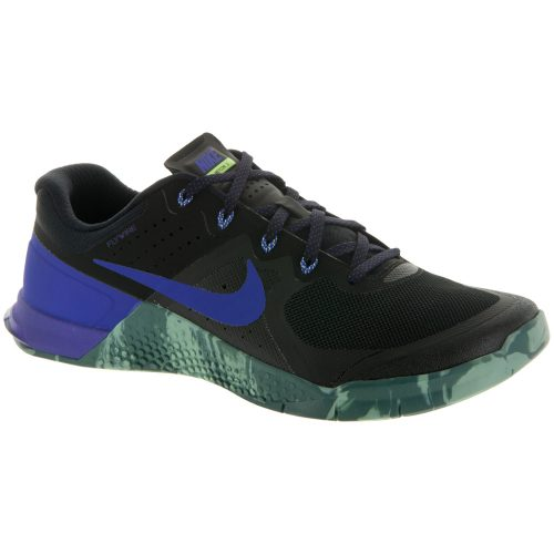 Nike Metcon 2: Nike Men's Training Shoes Black/Fierce Purple/Hasta/Cannon