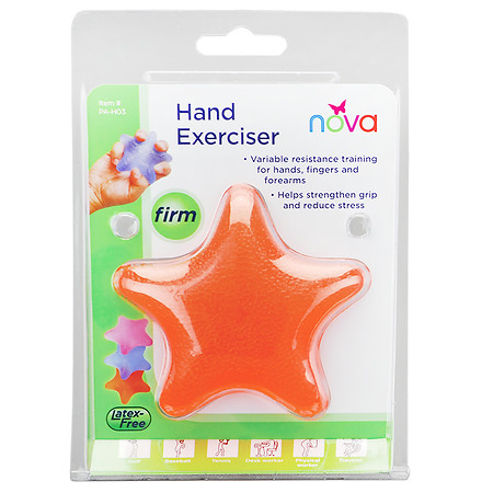 Nova Hand Squeeze Star Firm - 1 ea