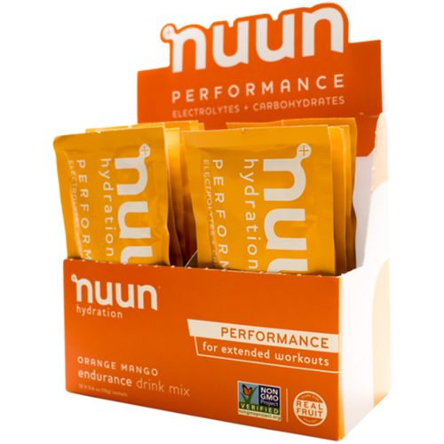 Nuun Performance (12 Single Packs): Nuun Nutrition