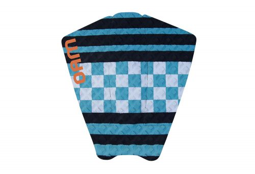 OAM Check It Traction Pad - teal blue, one size