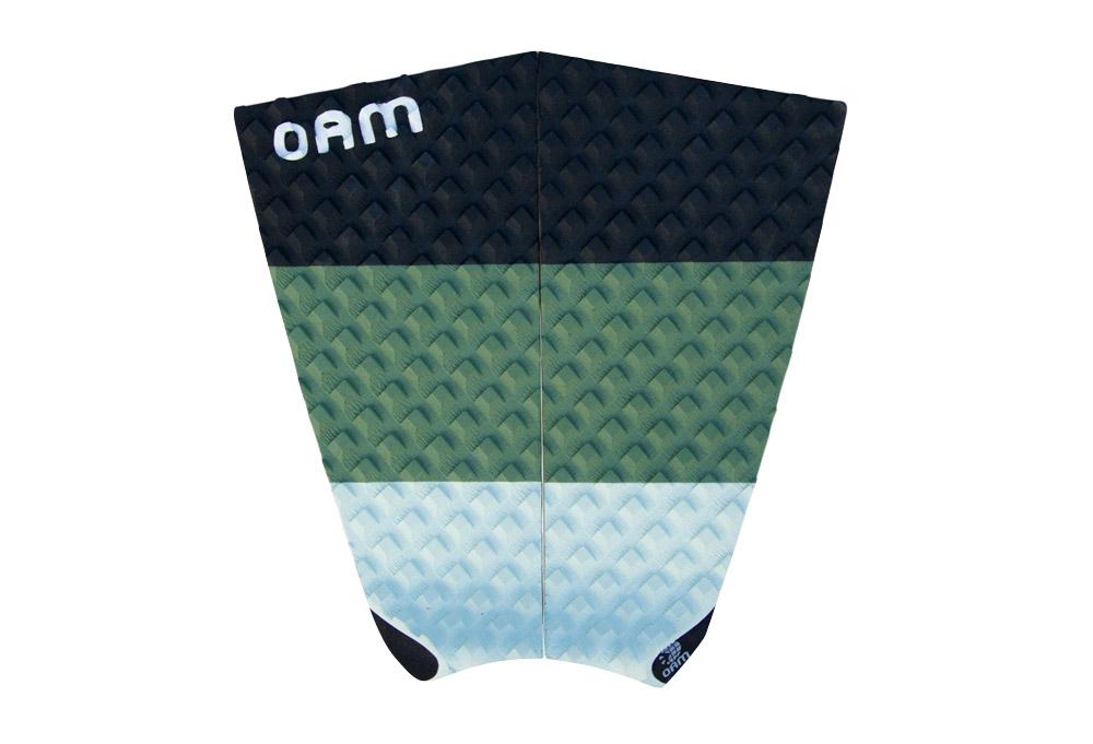 OAM Mod Traction Pad - moss stripe, one size