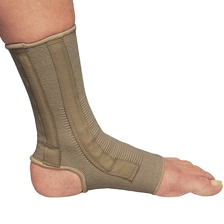 OTC Professional Orthopaedic Ankle Support with Spiral Stays - 1 ea.