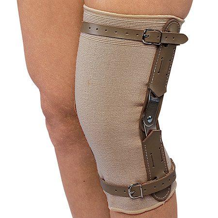 OTC Professional Orthopaedic Knee Brace with Hinged Bars - 1 ea.