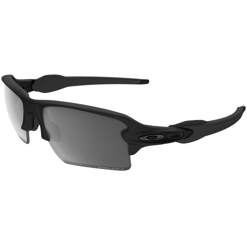 Oakley Flak 2.0 XL Matte Black PRIZM Black Iridium Sunglasses: Oakley Sunglasses