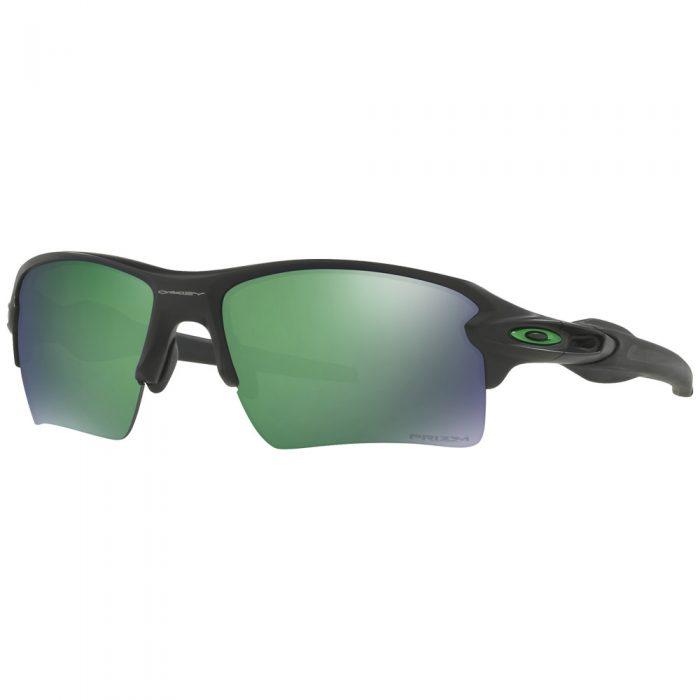 Oakley Flak 2.0 XL PRIZM Polarized Matte Black Sunglasses: Oakley Sunglasses