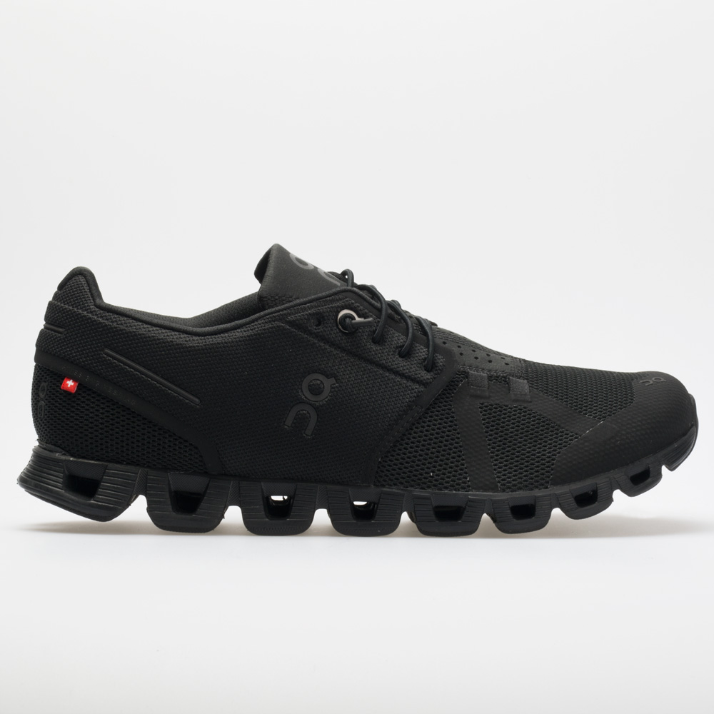 On Cloud 2018: On Running Men's Running Shoes All Black