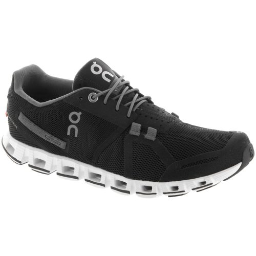 On Cloud: On Running Men's Running Shoes Black/White