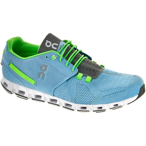 On Cloud: On Running Men's Running Shoes Diver/Lime