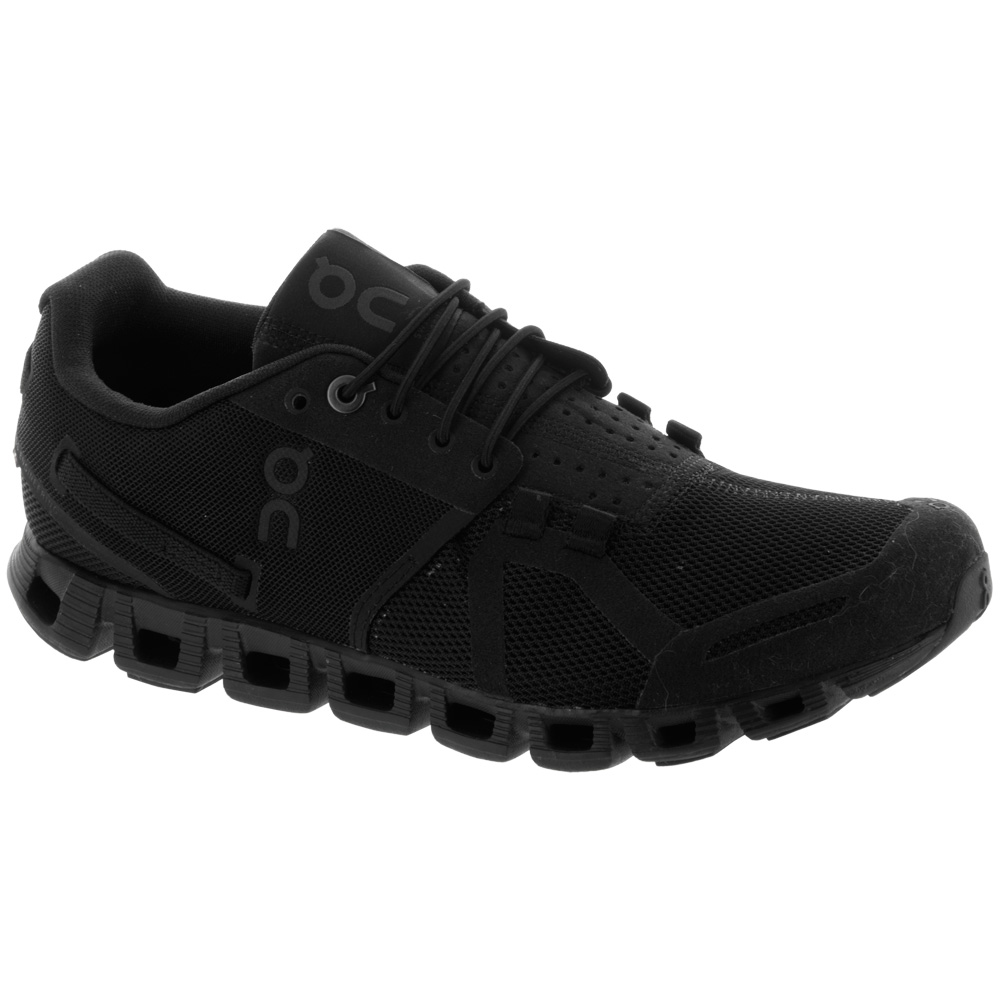 On Cloud: On Running Women's Running Shoes All Black