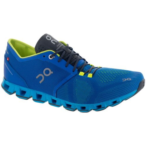 On Cloud X: On Running Men's Running Shoes Water/Blues