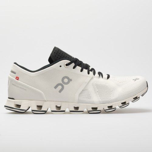 On Cloud X: On Running Men's Running Shoes White/Black