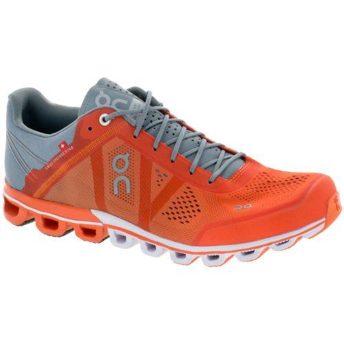 On Cloudflow: On Running Men's Running Shoes Orange/Glacier