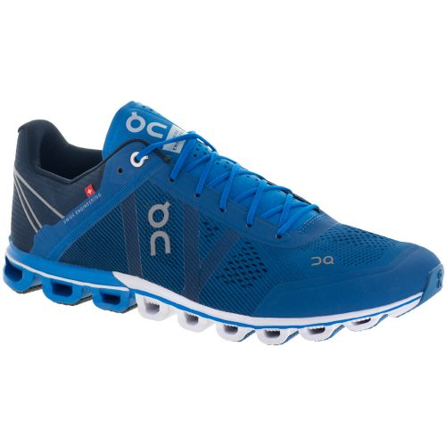 On Cloudflow: On Running Men's Running Shoes River/Navy