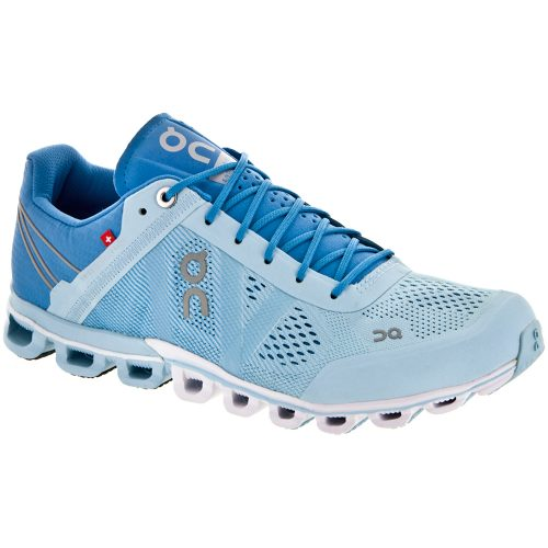 On Cloudflow: On Running Women's Running Shoes Blue/Haze