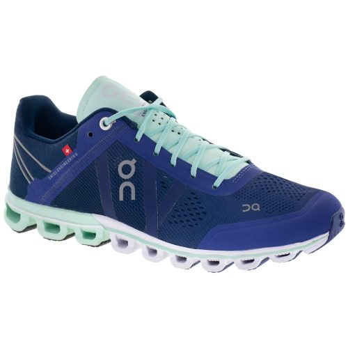 On Cloudflow: On Running Women's Running Shoes Dawn/Jade