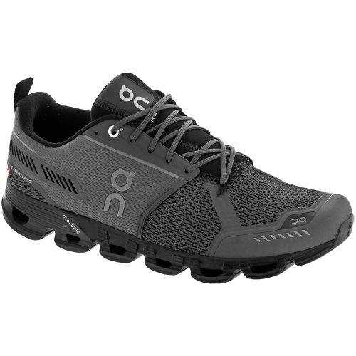 On Cloudflyer: On Running Men's Running Shoes Rock/Black