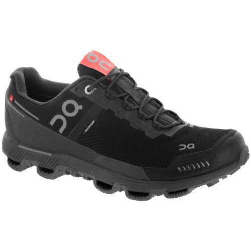 On Cloudventure Waterproof: On Running Men's Running Shoes Black/Dark