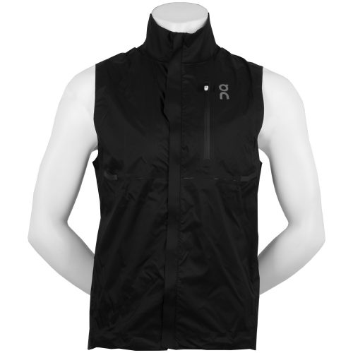 On Weather-Vest: On Running Men's Running Apparel