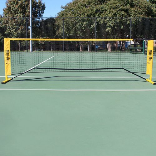 Oncourt Offcourt Mini-Net Oval Poles: Oncourt Offcourt Tennis Nets & Accessories