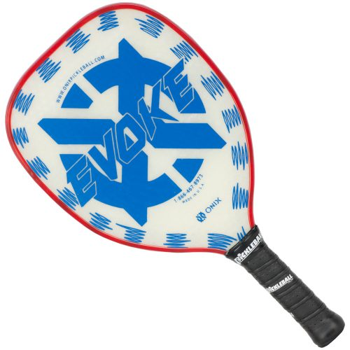 Onix Composite Evoke Teardrop Paddle: Onix Pickleball Pickleball Paddles