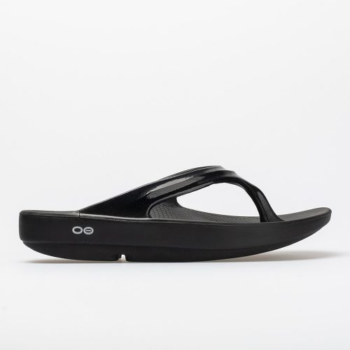 Oofos OOlala: Oofos Women's Sandals & Slides Black/Black