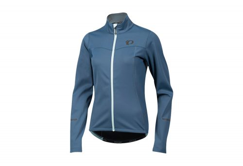 Pearl Izumi Select Escape Softshell Jacket - Women's - blue steel, medium
