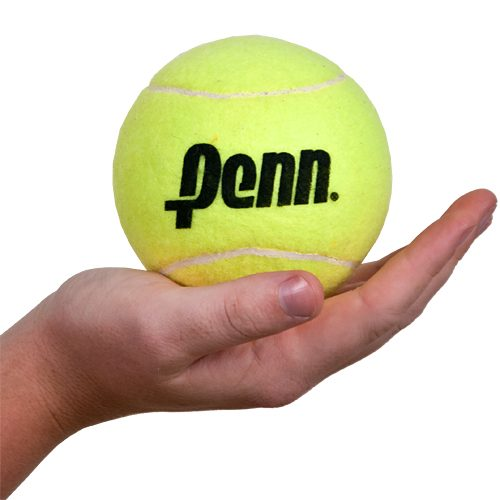 "Penn 4"" Large Tennis Ball: Penn Tennis Gifts & Novelties"