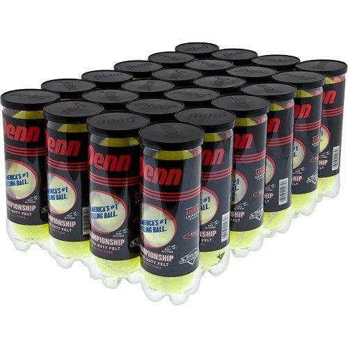 Penn Championship High Altitude 24 Cans: Penn Tennis Balls