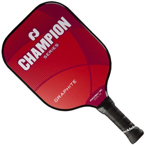 Pickle-Ball Champion Graphite Paddle: Pickleball Inc. Pickleball Paddles