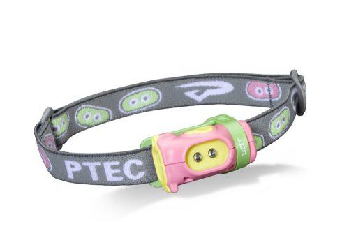 Princeton Tec Bot Headlamp - pink/green, one size