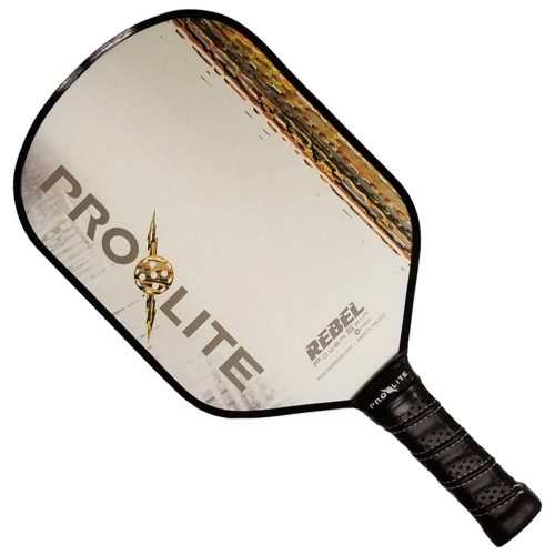 Pro-Lite Rebel PowerSpin Paddle New: Pro Lite Sports Pickleball Paddles