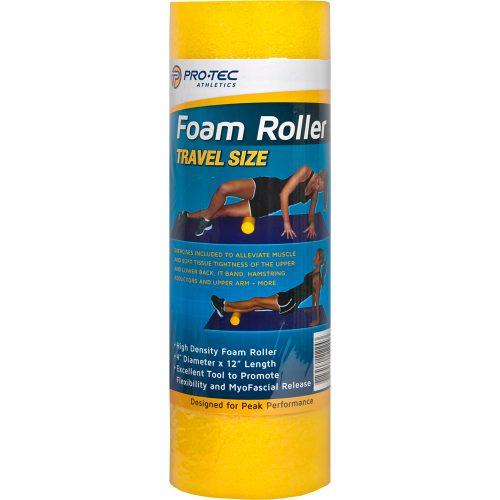 "Pro-Tec Foam Roller Travel Size 4""x 12"": Pro-Tec Sports Medicine"