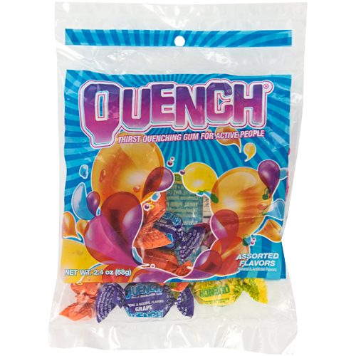 Quench Gum Variety Pack: Quench Gum Nutrition