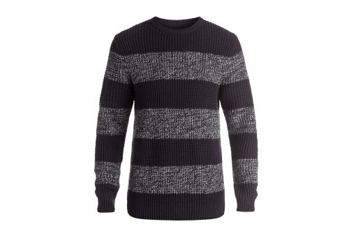 Quiksilver Stunning Light Sweater - Men's - tarmac, medium