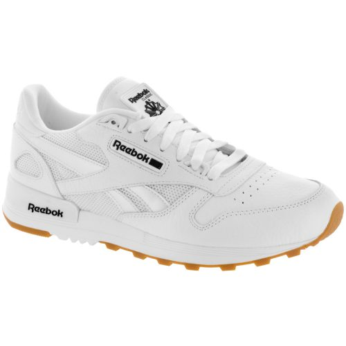 Reebok Classic Leather 2.0: Reebok Men's Running Shoes White/Black/Gum