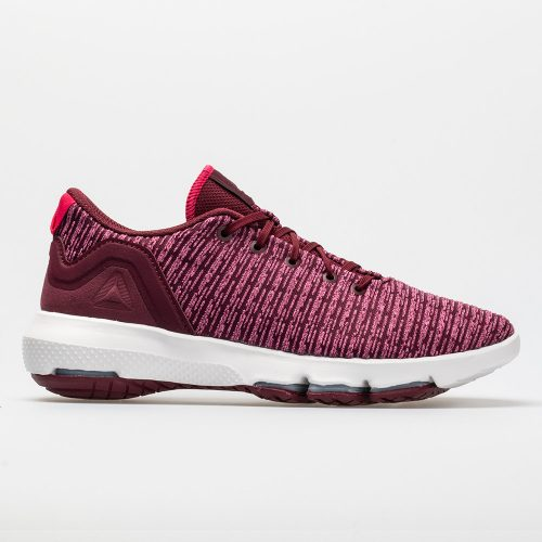 Reebok Cloudride DMX: Reebok Women's Walking Shoes Rustic Wine/Twisted Pink/White