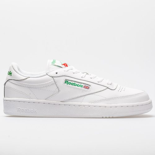 Reebok Club C 85: Reebok Men's Tennis Shoes White