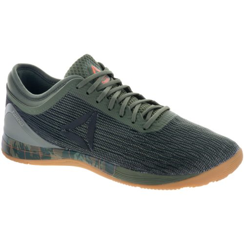 Reebok CrossFit Nano 8 Flexweave: Reebok Men's Training Shoes Hunter Green/Coal/Khaki