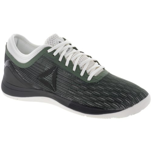 Reebok CrossFit Nano 8 Flexweave: Reebok Women's Training Shoes Hunter Green/Coal/Chalk