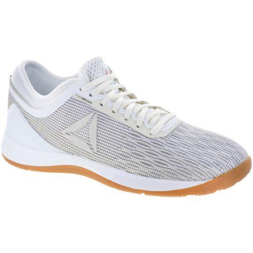 Reebok CrossFit Nano 8 Flexweave: Reebok Women's Training Shoes White/Gum