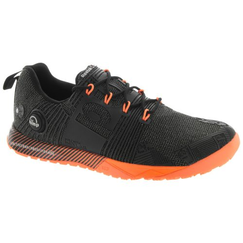 Reebok CrossFit Nano Pump Fusion: Reebok Women's Training Shoes Black/Electric Peach