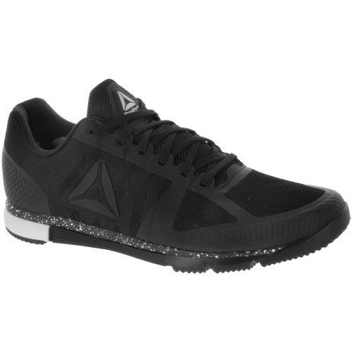 Reebok CrossFit Speed TR 2.0: Reebok Men's Training Shoes Black/White