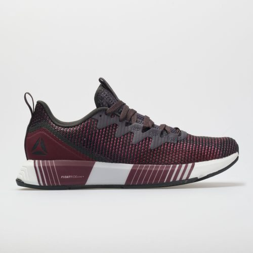Reebok Fusion Flexweave: Reebok Women's Running Shoes Smoky Volcano/Berry/Wine/Coal/White