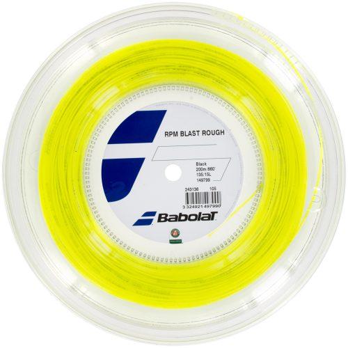 Reel - Babolat RPM Blast Rough 15L 1.35: Babolat Tennis String Reels