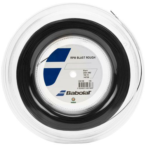 Reel - Babolat RPM Blast Rough 16 1.30: Babolat Tennis String Reels