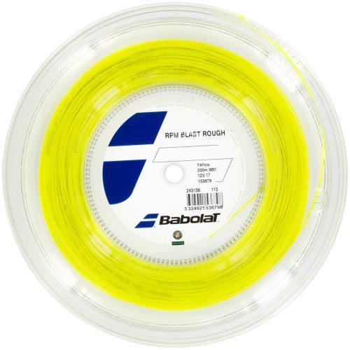 Reel - Babolat RPM Blast Rough 17 1.25: Babolat Tennis String Reels